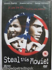 Steal This Movie (DVD, 2004) NEW SEALED PAL Region 2