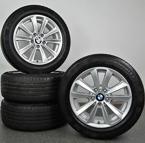 Original BMW Styling 236 V-Speiche 5er F10 F11 6er F12 F13 17 Zoll Sommerräder