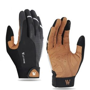 Winter Cycling GLOVES Full Finger Gym Sports Outdoor Warm Glove for Men & Women