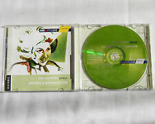 Ida HAENDEL plays BRAHMS & MENDELSSOHN GERMANY CD HANSSLER CD 94.202 (2008) MINT