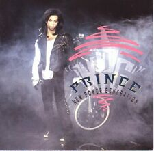 """PRINCE New Power Generation  PICTURE SLEEVE 7"""" 45 rpm + juke box title strip NEW"""