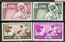 IFNI Edifil # 95/98 ** Pro Infancia 1953