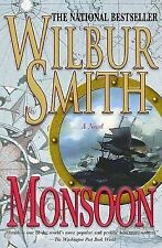 NEW Monsoon (Courtney Family Adventures) by Wilbur Smith