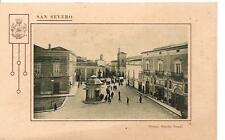 SAN SEVERO  -  Piazza Nicola Tondi