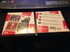 HEROES DEL SILENCIO 4 CD BOX SET 4 ALBUMES AVALANCHA ESPIRITU SENDEROS MAR NO CE