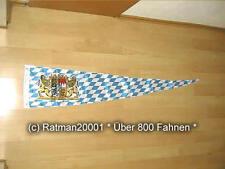 Fahnen Flagge Bayern Lion Wimpel - 30 x 150 cm