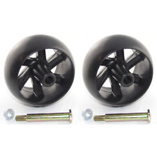 "(2) Pack 5"" Deck Wheels Compatible With Husqvarna 174873, 532174873, 133957"