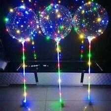 UK 1*LED Balloons Light Up PERFECT PARTY Decoration Wedding Kids Birthday