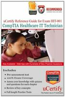 uCertify Reference Guide for Exam HIT-001: CompTIA Healthca... by Team, uCertify