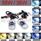 35W/55W Xenon Headlight Conversion KIT HID Light Bulbs H1 H3 H7 H11 9005 9006
