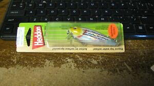 "Heddon swim n image "", salt/fresh, 3"", 1/2 oz,   nip, free shipping"