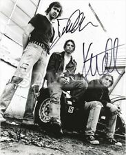 NIRVANA signed 8x10 Autograph Photo RP - Dave / Kurt - Free ShipN! 90's Rock