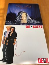 Die Arzte - Cd Lot Oop  Devil / Le Frisur / Imports Punk Rock Classic Cds