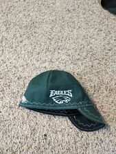 Wendys Welding  Hat Made With Philadelphia Eagles Application NEW!!