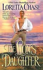 NEW - The Lion's Daughter (Berkley Sensation) by Chase, Loretta