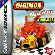 Digimon Racing (Wireless) GBA New Game Boy Advance