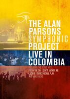 ALAN PARSONS PROJECT Live In Colombia JAPAN BLU-RAY + 2 CD SET