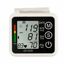 Non-voice Intelligent Electronice Pressurization Wrist Blood Presure Monitor