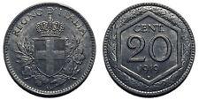 20 centesimi 1919 Esagono SPL
