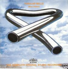 MIKE OLDFIELD - TUBULAR BELLS - MAIL ON SUNDAY PROMO CD FREE UK POST!!