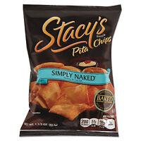 Stacy's Pita Chips 1.5 oz Bag Original 24/Carton 52546