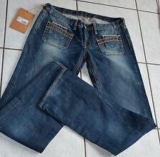 jeans femme LE TEMPS DES CERISES modèle SIGRID Taille W31 (40/42) NEUF ÉTIQUETTE