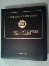 U.S. And Foreign First Day Covers Plus Book - See Pictures And Description