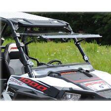 Scratch Resistant Flip Windshield Full ATV Tilt Polaris RZR 900 1000 XP Standard