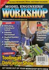 Model Engineers Workshop July 2019 #282 Doncaster Show FREE SHIPPING CB