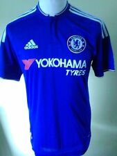 Chelsea 2015 home shirt   size S  adult