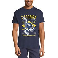 Homme T-shirt Capoeira brésilienne - Jeu de combat et danse