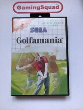 Golfamania Sega Master System, Supplied by Gaming Squad
