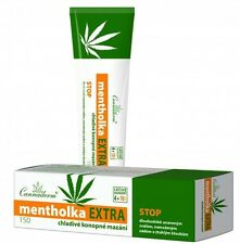 Cannaderm Mentholka EXTRA - hemp cool lubrication, Muscle pain