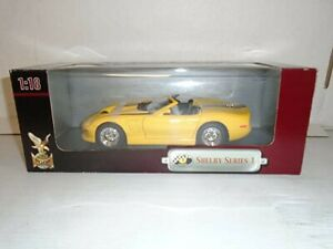 1:18 Road Signature 1999 Shelby Series 1 Die Cast Model Car