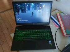 HP pavilion 15 gaming laptop (gtx1050 ti) zwart