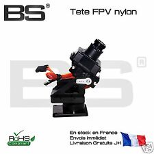 Tete FPV nylon FPV head support camera drone Arduino PI Maple STM32 RC