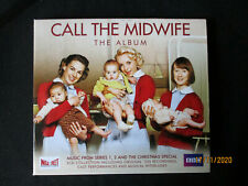 Call The Midwife. Television Series Soundtrack. 2-Compact Disc Set. 2013.