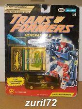 Transformers G2 SIDESWIPE MOSC mint Hasbro GiG