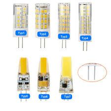 G4 G9 E14 2W 3W 5W 7W LED Birne Lampe Stiftsockel Leuchtmittel Warmweiß Kaltweiß