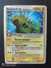Carte Pokémon Tyranocif Ex Bloc Ex 99/101 - Ultra Rare - FR