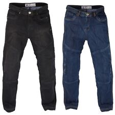 RHOK Gen3 Liner Motorcycle Jeans with CE Approved Armours
