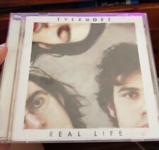 Evermore - Real Life -  MUSIC CD - FREE POST