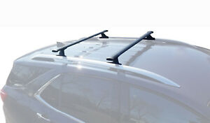 BRIGHTLINES Cross Bar Roof Replacement  For 2018-2021 Chevy Equinox GMC Terrain