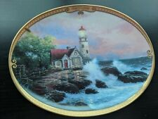 New ListingNew Hope's Cottage Collector Plate Thomas Kinkade Scenes of Serenity