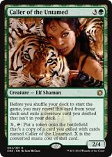 Caller of the Untamed (062/221) - Conspiracy: Take the Crown - Rare - Near Mint