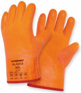Fishing gloves Alaska 9012 (-25°C/-13°F) Size:XL,2XL,3XL (Int. St. EN388, EN374)