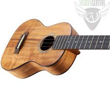 NEW! Anuenue Custom Oahu Koa II Concert Ukulele - Electric Uke