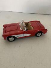 Motor Max American Classics 1959 Corvette Fleet Farm 1:24 Die Cast