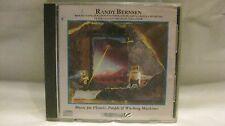 RANDY BERNSEN ZEBRA (IMPORT) MCA RECORDS                                   cd272