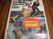 On Her Majesty's Secret Service   Style B poster  1969